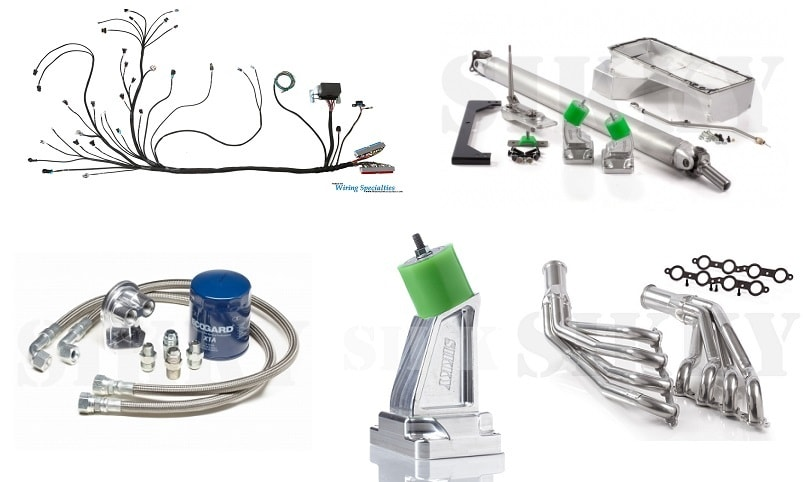 Bmw E36 Lsx Swap Kit Stage 3 Sikky