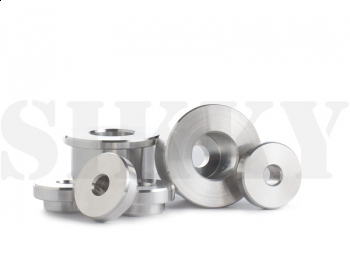 Nissan 240sx S14 Differential Bushings Solid Aluminum