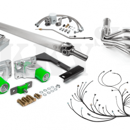 Nissan 240sx S14 LSx Motor Swap Kits | SIKKY on