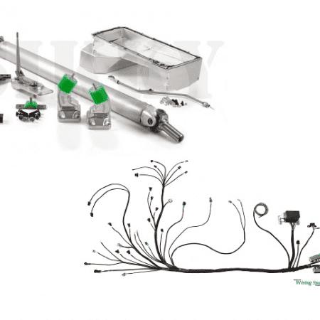 Infiniti G35 LSx Swap Kit | Stage 1 | SIKKY