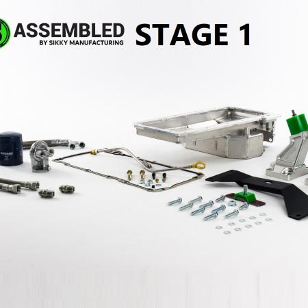 e36 stage 1 ls swap kit