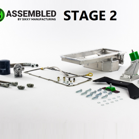 e36 stage 2 ls swap kit