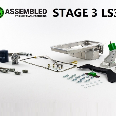 e36 stage 3 ls3 swap package
