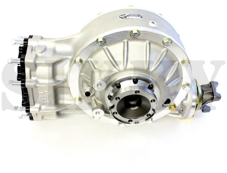 Nissan 240sx S13 differential ...