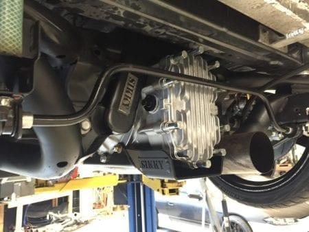 Nissan GTR Quick Change Differential Subframe Kit