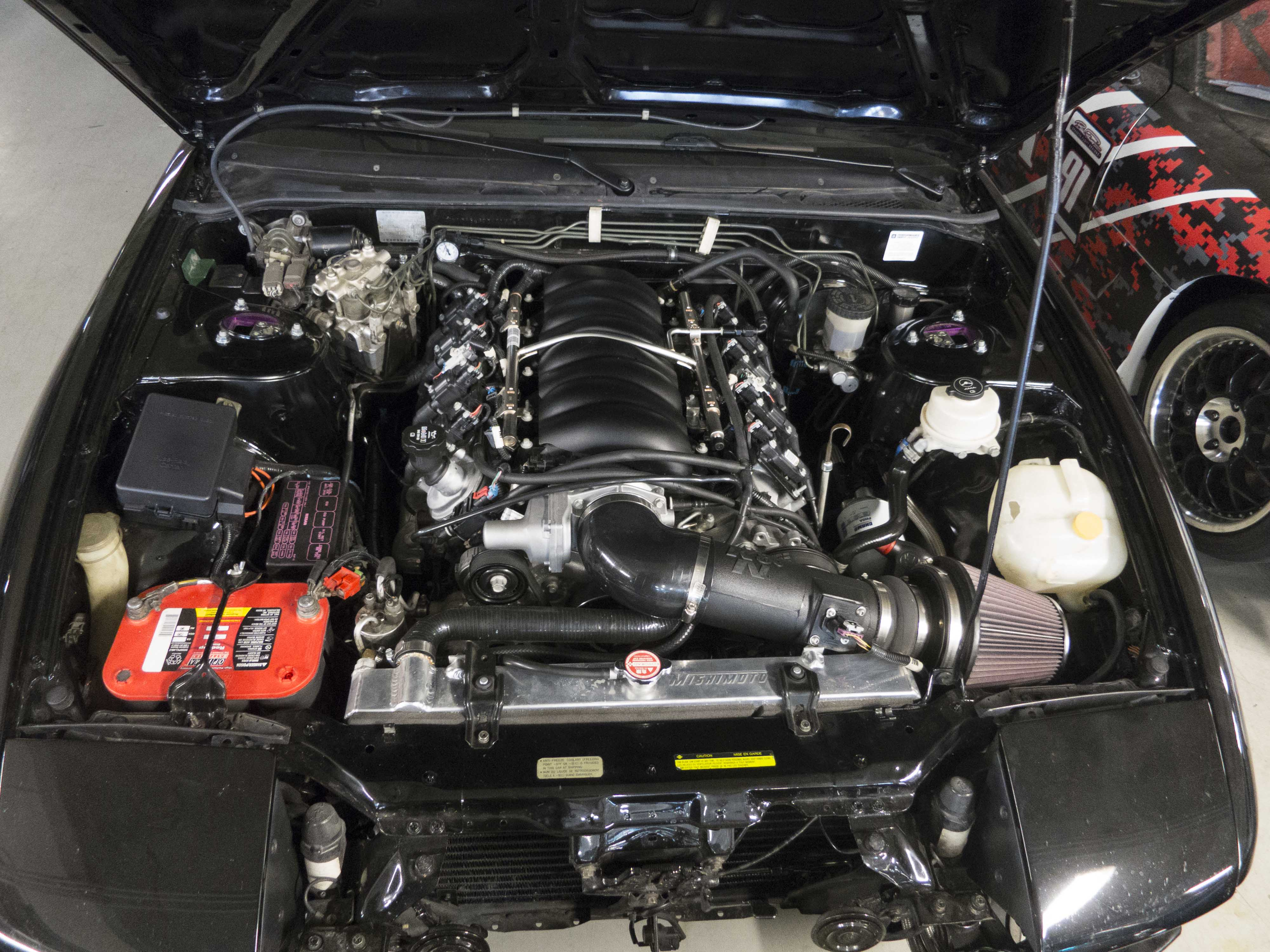 Nissan Silvia S13 Ls Swap Kit Engine And Trans Mounts Base Package Sikky