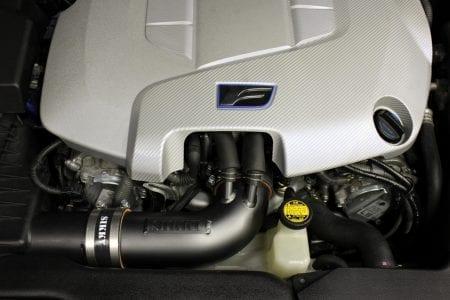 Lexus RCF Air Intake