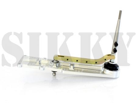 """T56 Magnum 4"""" Shifter Relocation Kit"""
