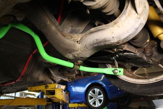 Nissan 240sx S13 Rear Sway Bar 3 Way Adjustable Sikky