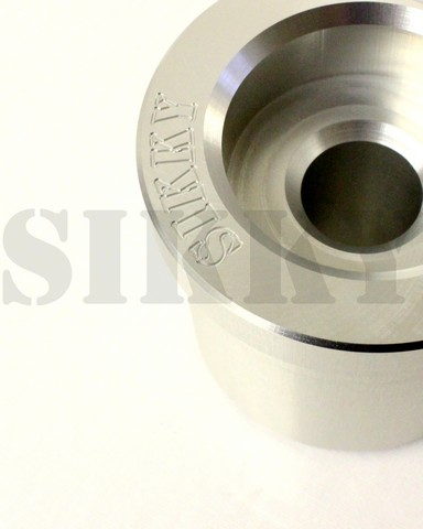 Nissan 240sx S14 Subframe Bushings Solid Aluminum Sikky