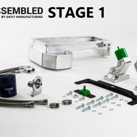 genesis stage 1 ls swap kit