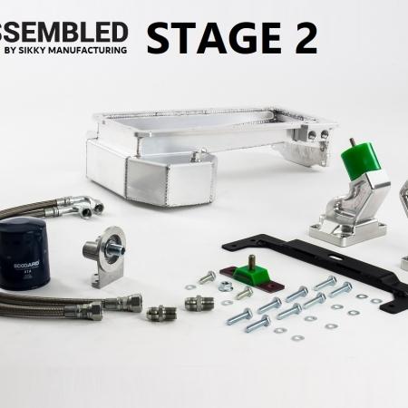 genesis stage 2 ls swap kit