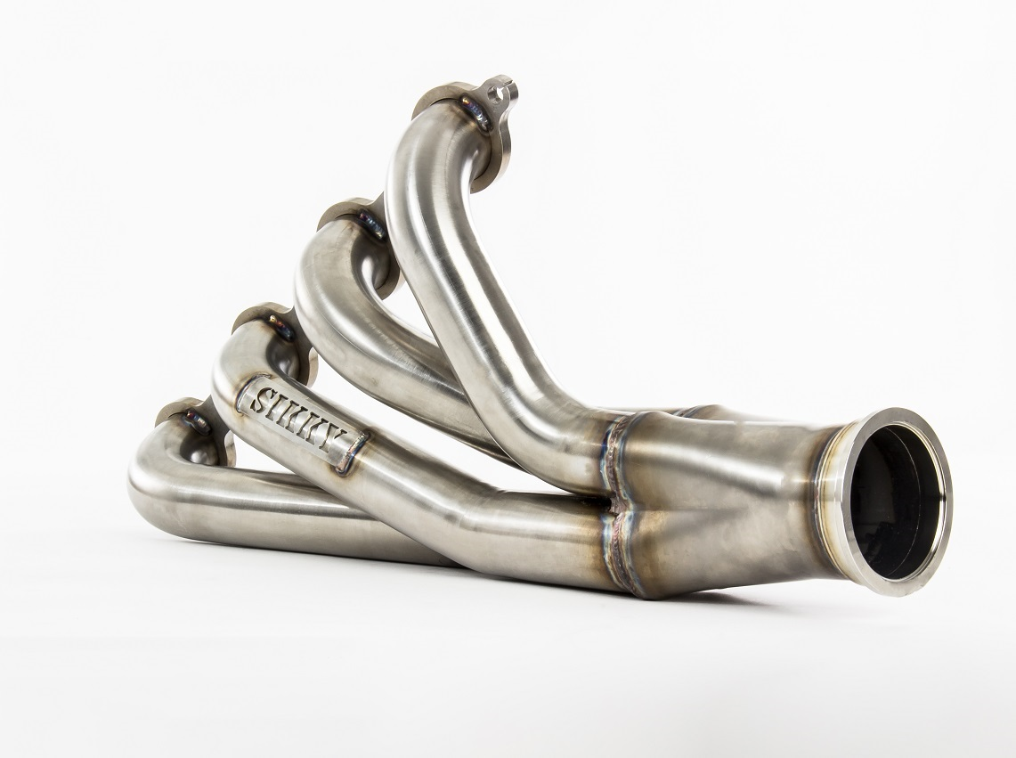 "Toyota Supra MKIV LSx Swap Headers - 1 7/8"" Stainless Steel Pro Series"