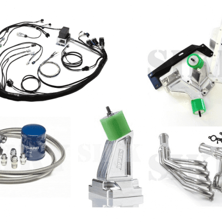 BMW LS Engine Swap Kits | SIKKY Manufacturing