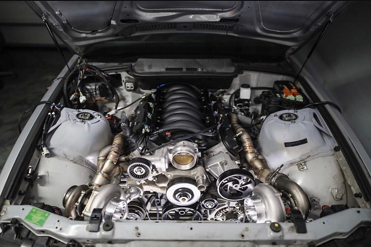 Bmw E36 Ls Swap Kit Stage 1 Swap Package Sikky