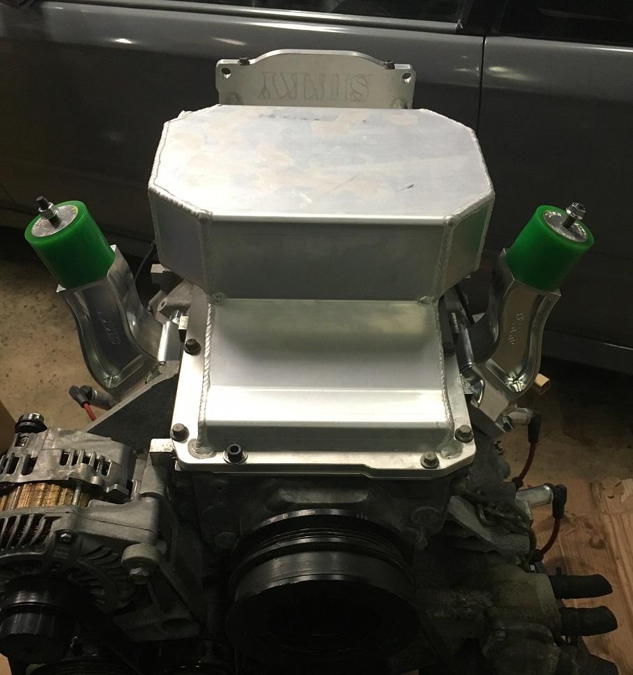 Sikky Lexus SC300 LSx Swap Mid Sump Oil Pan Kit
