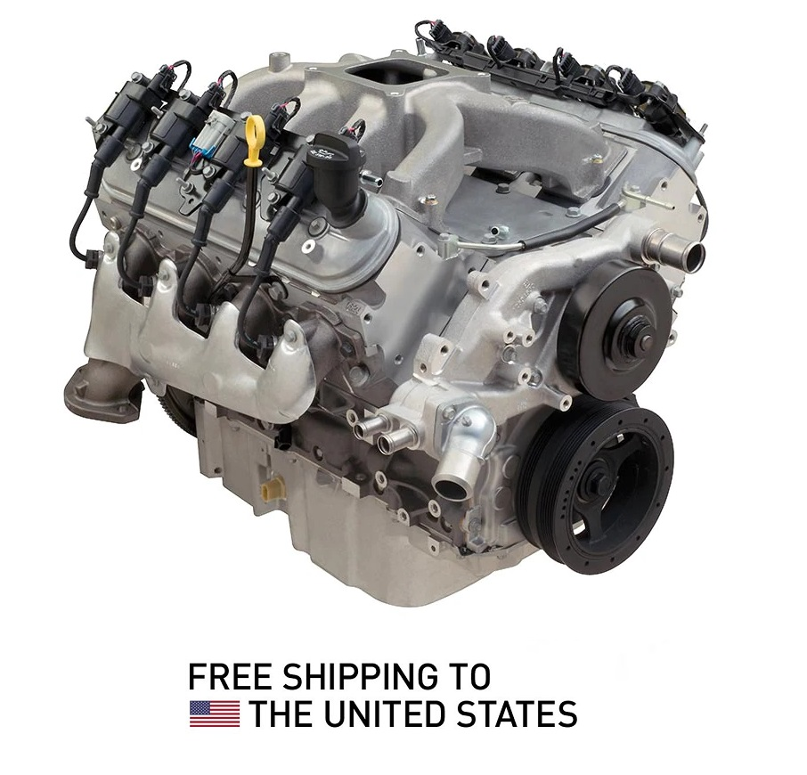 Gm Crate Engines >> Gm Chevrolet Ls376 515 6 2l Crate Engine
