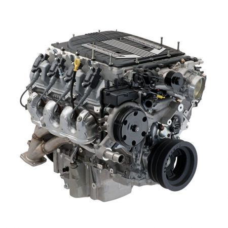 GM Chevrolet Performance 6.2L LT4 Crate Engine Assembly with Wet Sump