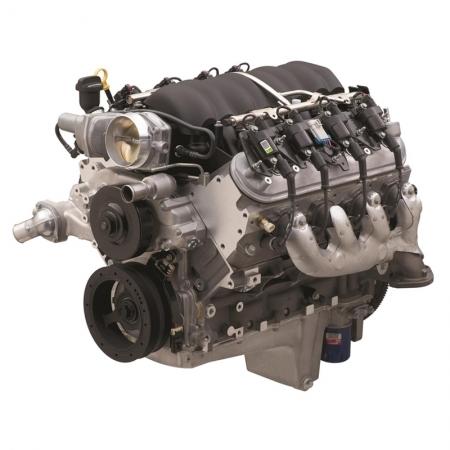 GM Chevrolet Performance DR525 LS 6.2L Drag Racing Long Block Crate Engine