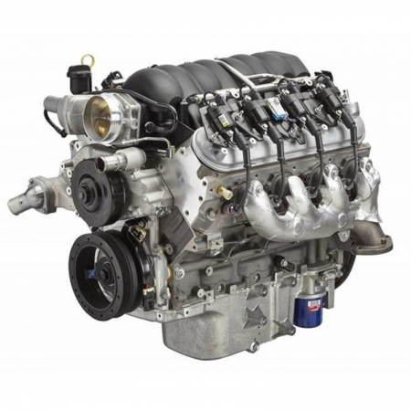 GM Chevrolet Performance LS 376/525 Long Block Crate Engine