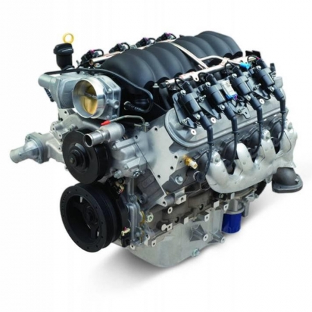 GM / Chevy Performance CPP LT4 6 2L Supercharged Long Block Crate