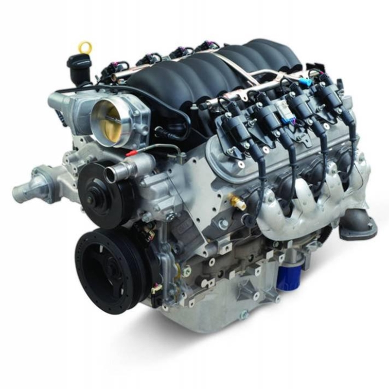 GM Chevrolet Performance LS3 6.2L 376 C.I.D 430 HP Long Block Crate Engine