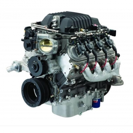 GM Chevrolet Performance LSA 6.2L 376 C.I.D. 556 HP Supercharged Long Block Crate Engine