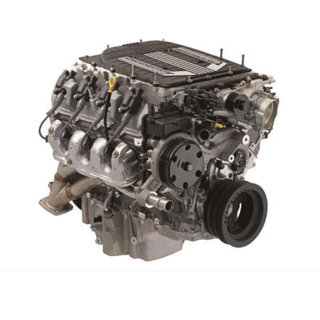 Chevrolet Crate Engines - Sikky Manufacturing