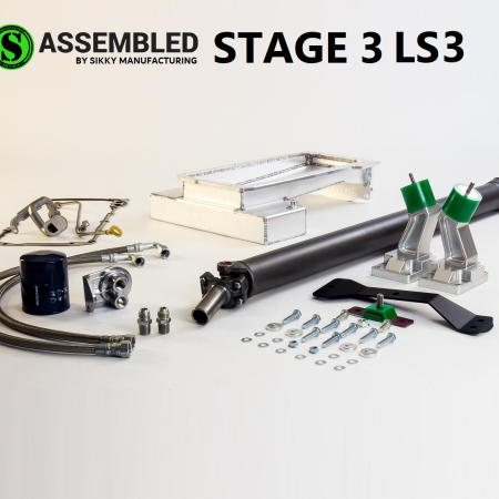 e30 stage 3 ls3 swap kit