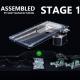 GM A-Body stage 1 LS swap kit