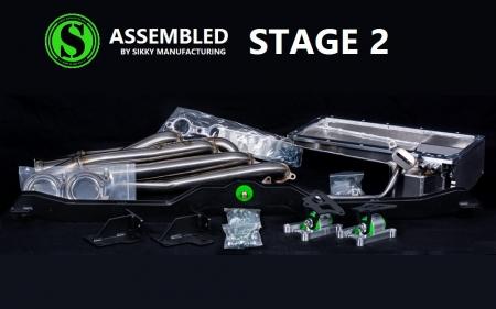 GM A-body stage 2 LS swap kit