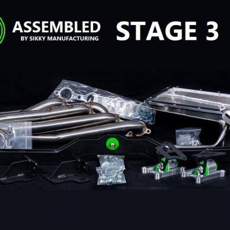 GM A-body stage 3 LS swap kit