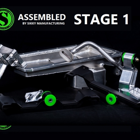 e39 stage 1 ls swap kit