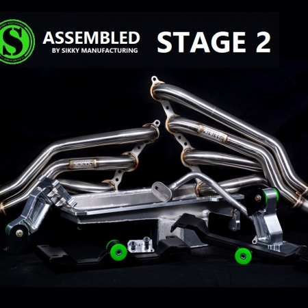 e39 stage 2 ls swap kit